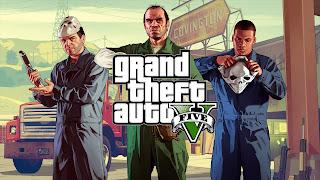 لعبة جاتا GTA V 2015