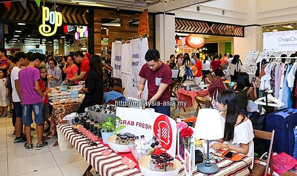 Jaya One Markets Bazaar
