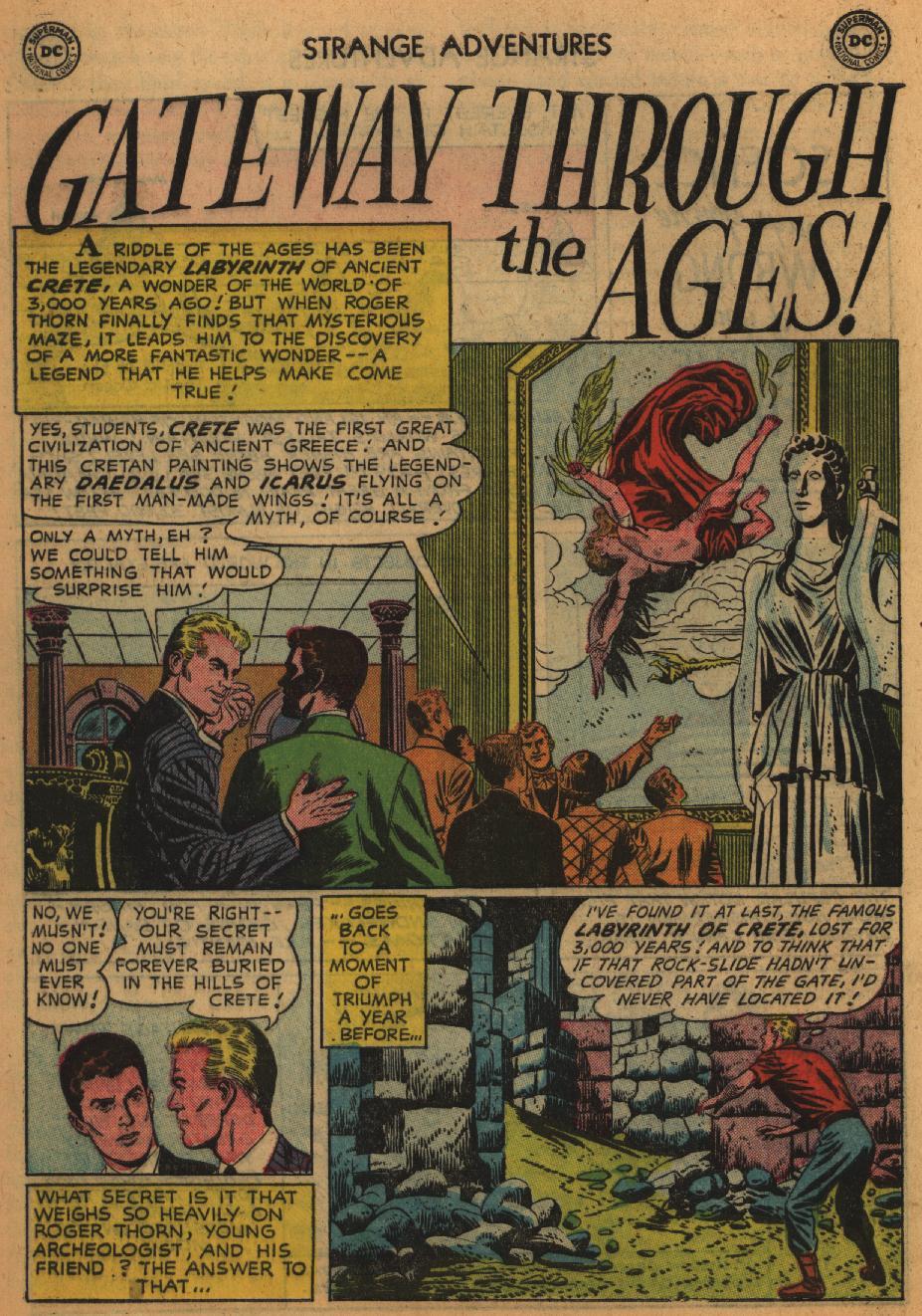 Strange Adventures (1950) issue 67 - Page 28