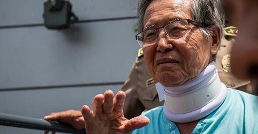 ALBERTO FUJIMORI: Expresidente estaría a punto de ser indultado, según Caretas