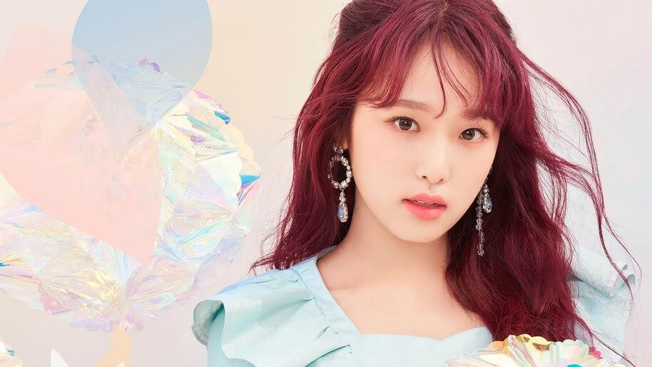 Choi Yena, Beautiful, Red Hair, IZ*ONE, Bloom*Iz, 4K, #6.711