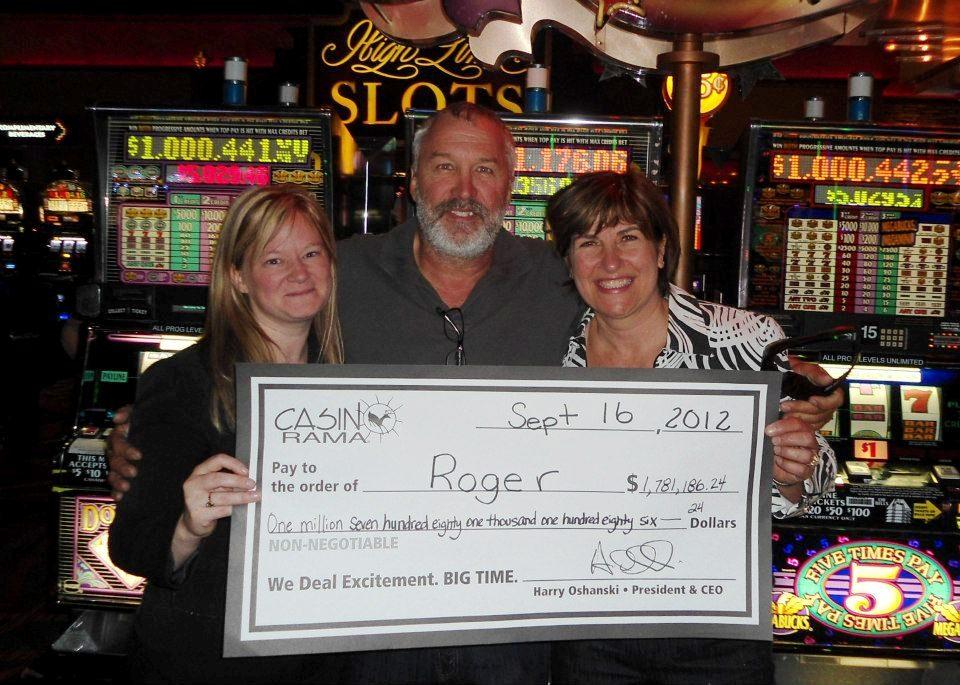 Casino Rama Jackpot