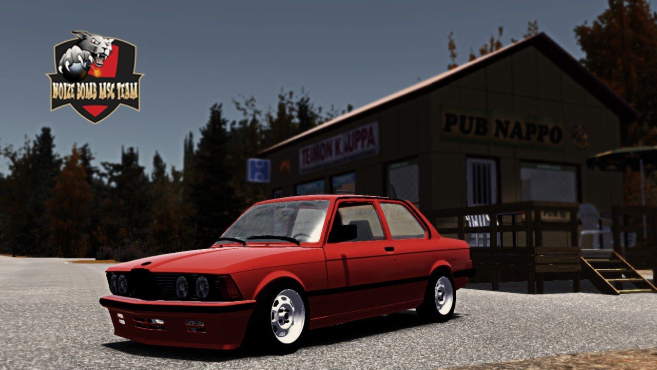 Mod Bmw 320e21 My Summer Car Brasil