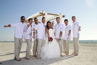Guayaberas para Bodas - Matrimonios