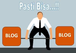Tantangan Blogger