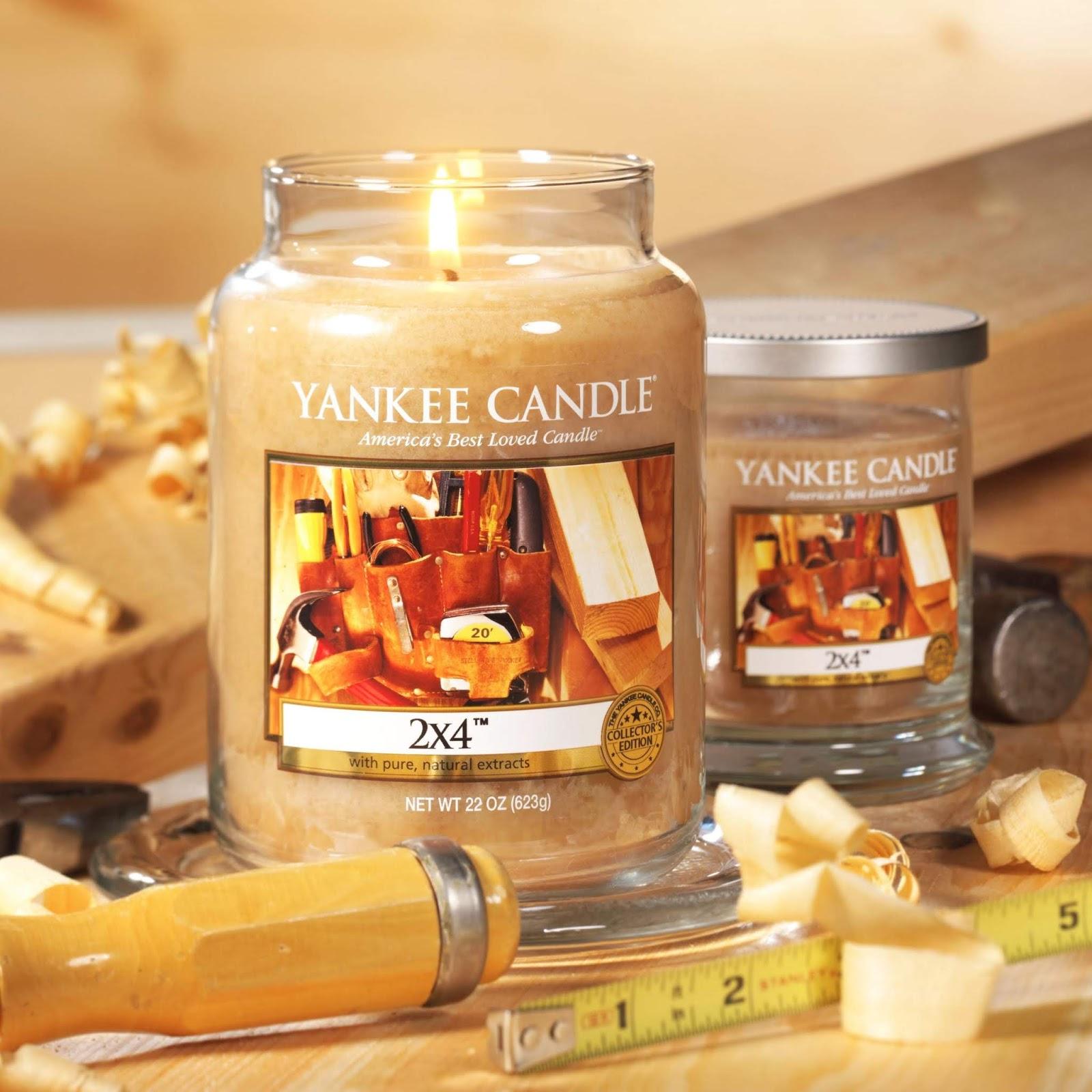Yankee Candle 2×4