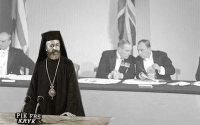 """19 ΙΟΥΛΙΟΥ 1974 : Ο λόγος του Μακάριου στον ΟΗΕ: """"εισβολή της Ελλάδας"""" και """"καλεσμα στις εγγυήτριες Δυνάμεις"""""""