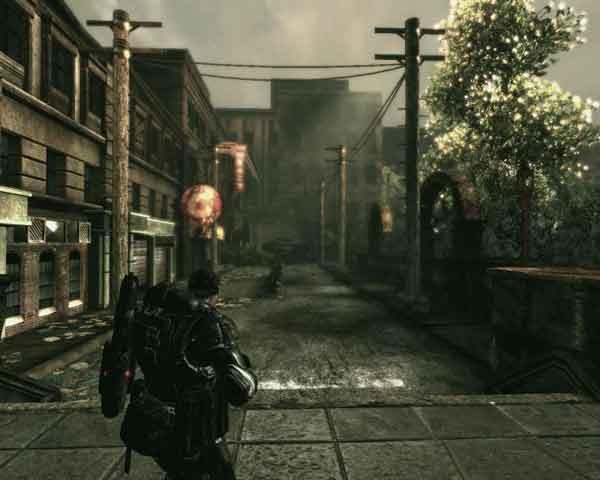 Analise Gears of War 1 + 2