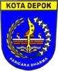logo lambang cpns pemkot Kota Depok