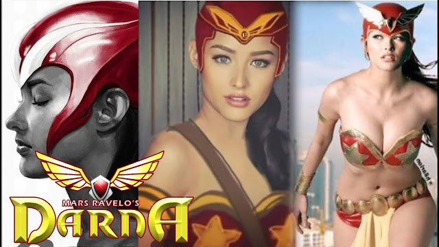 List of Actresses in Darna Movies & TV series in Philippine history