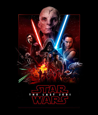 Poster Of Star Wars: The Last Jedi 2017 In Hindi Bluray 720P Free Download