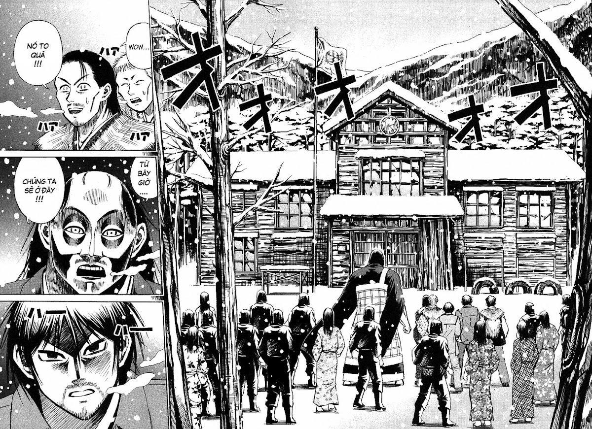 Higanjima chapter 100 trang 20