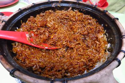 New Lucky Claypot Rice, Holland Drive