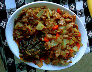 Suqaar, a Somali Beef Stew