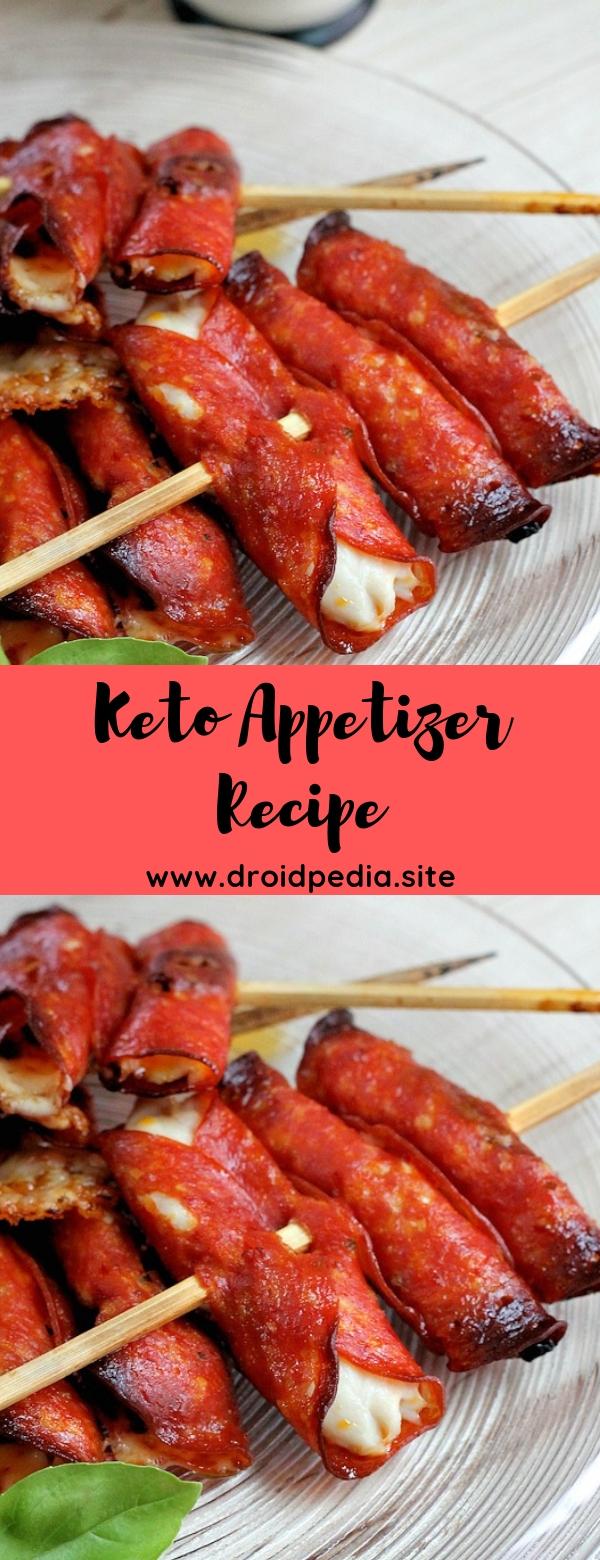 Keto Appetizer Recipe #appetizer #keto