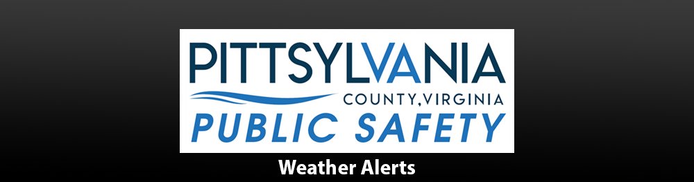 Pittsylvania County, VA Weather Alerts