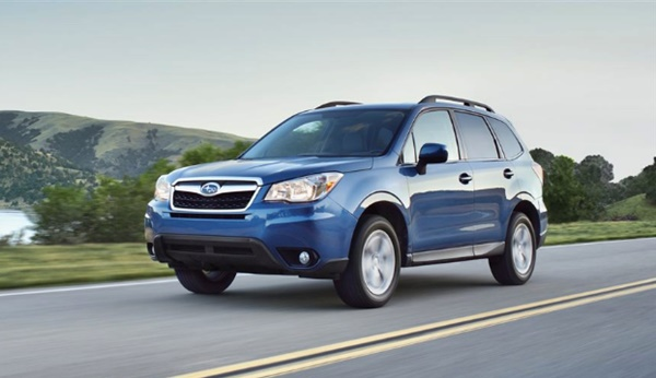 2017 Subaru Forester Redesign Review Price And Release Date