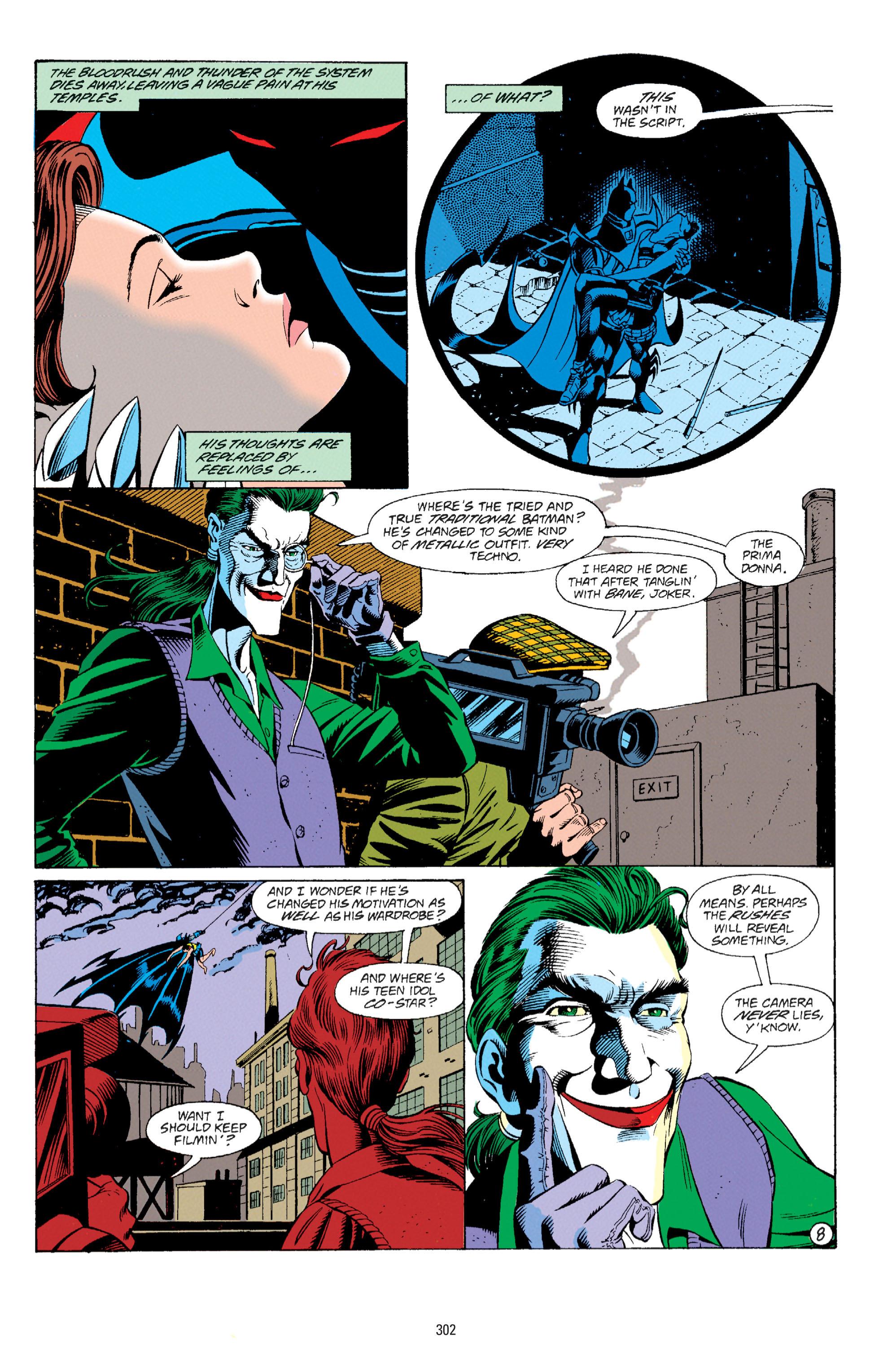 Detective Comics (1937) 671 Page 8