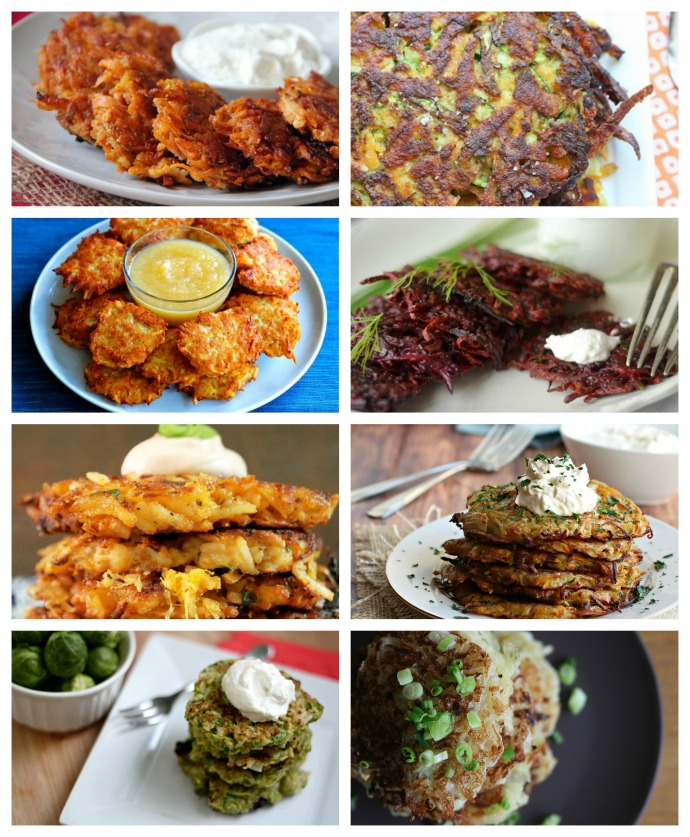 Not Your Mama's Latkes