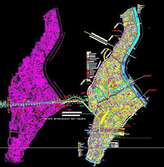 Bản đồ quy hoạch phường Thạnh Lộc