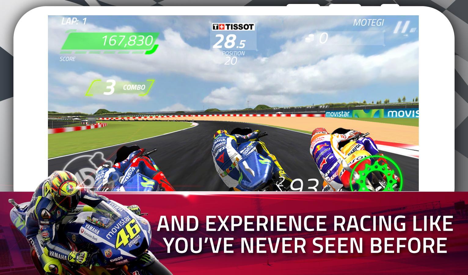 MotoGp Race Championships Quest V1.18 (Unlimited Money
