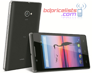 Lava Flair P1 Mobile Full Specifications And Price in Bangladesh