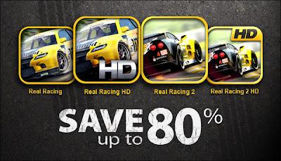 new_r2Sale_edm Real Racing series em promoção aproveite!