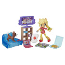 My Little Pony Slumber Party Game Set Equestria Girls Minis Figures