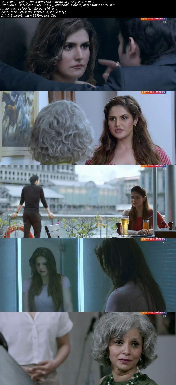Aksar 2 (2017) Hindi 720p HDTV
