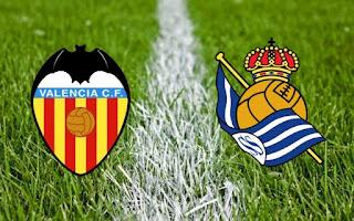 Валенсия – Реал Сосьедад прямая трансляция онлайн 10/02 в 18:15 по МСК.
