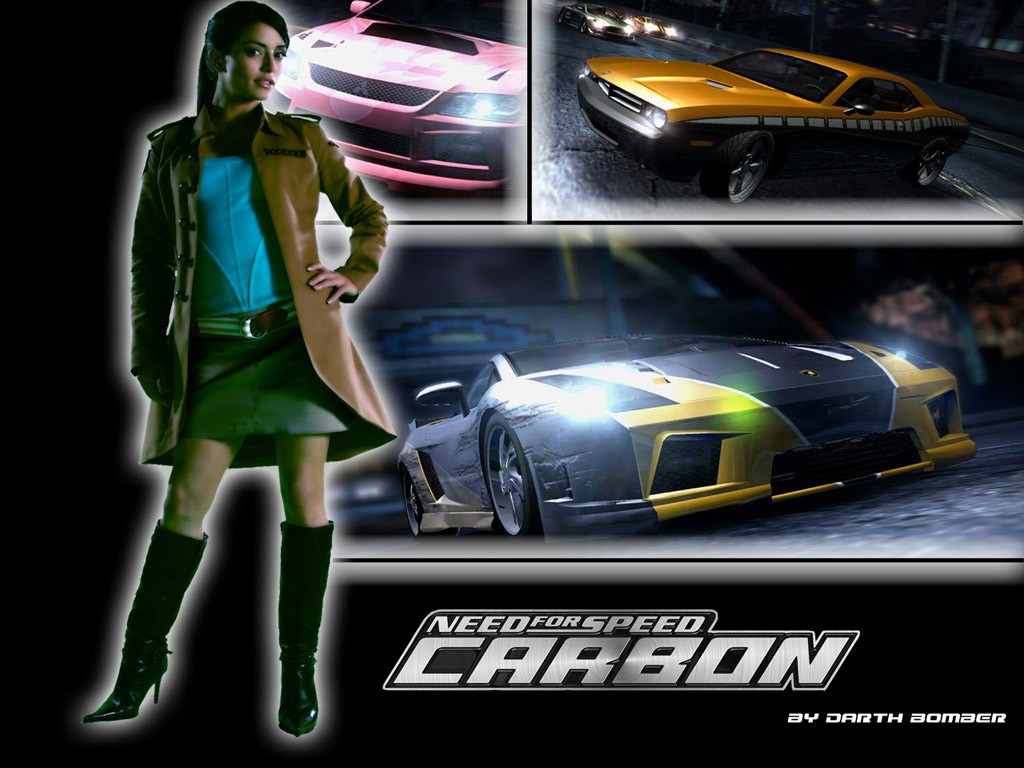 Need For Speed Carbon Wallpaper Seputar Gim