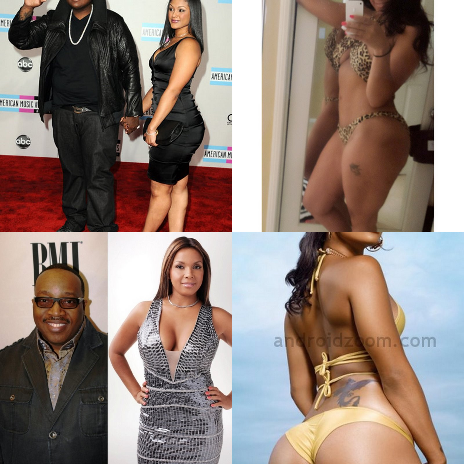 Basketball Wives LA s Imani Showalter Is Dating Marvin Sapp