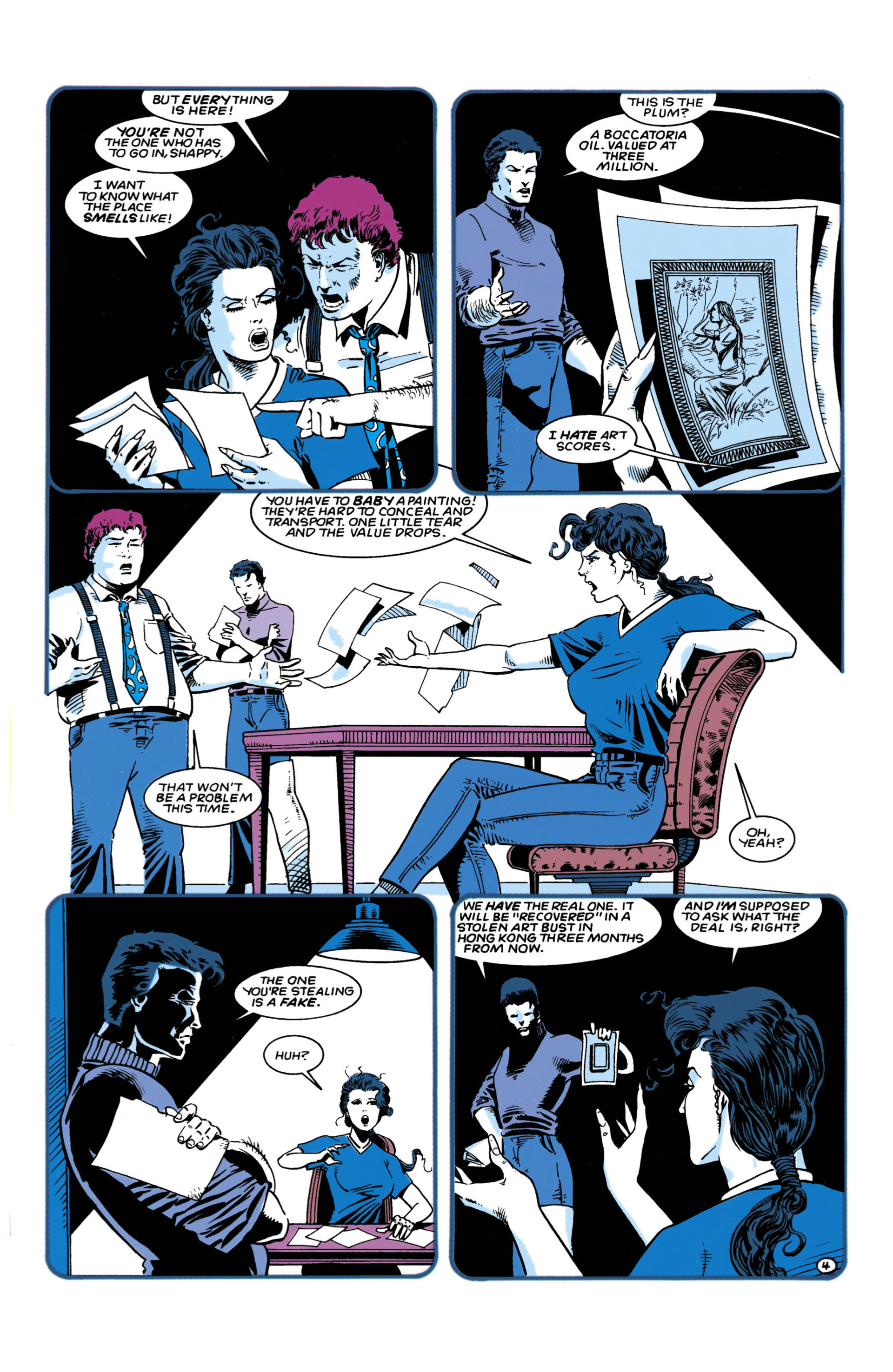 Catwoman (1993) Issue #17 #22 - English 5