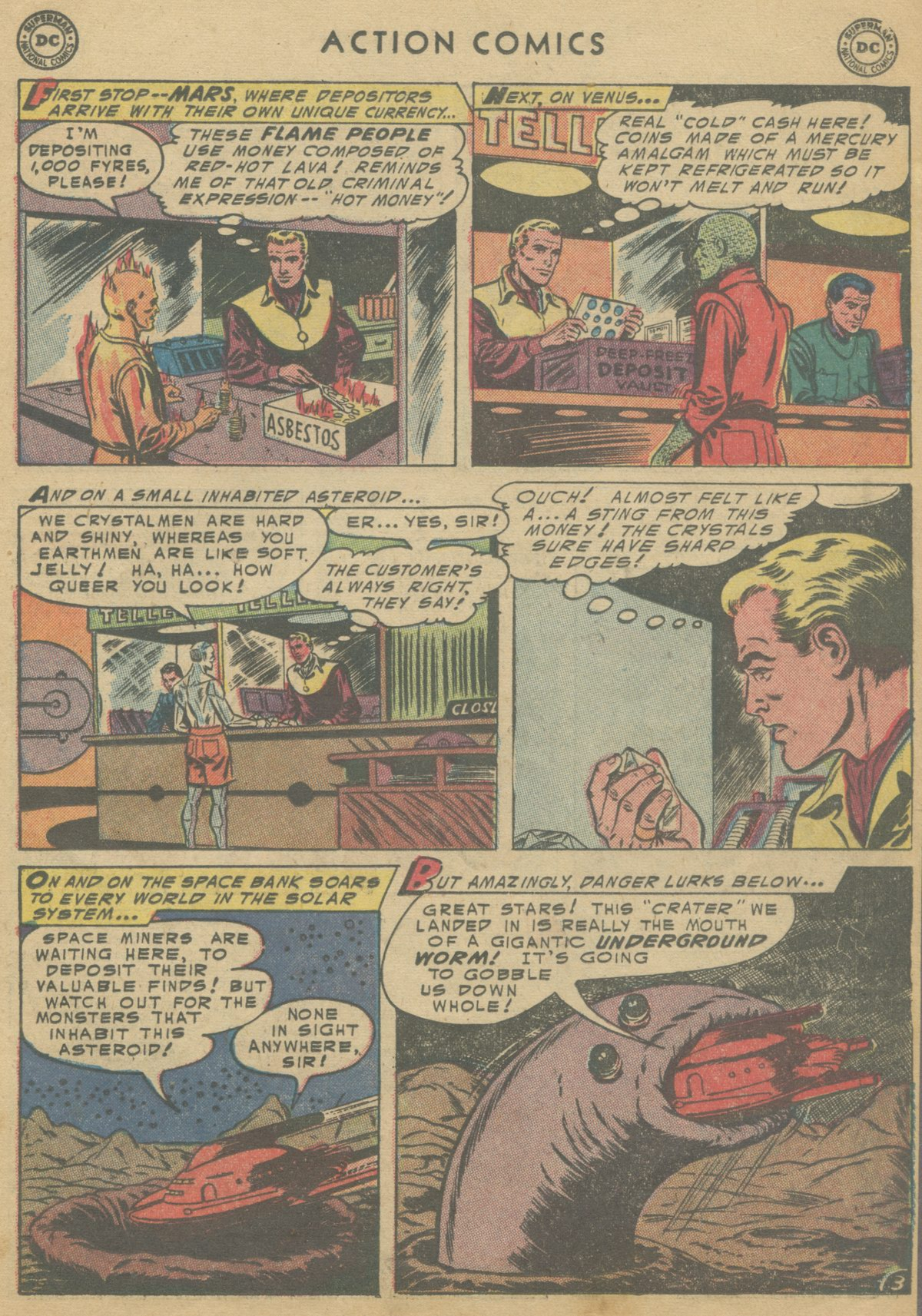 Read online Action Comics (1938) comic -  Issue #199 - 20