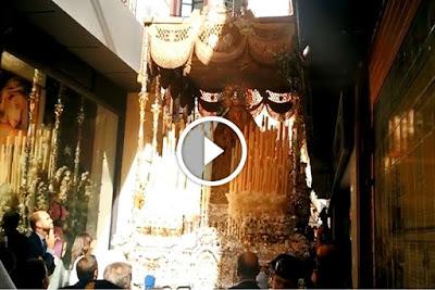 Virgen de los Ángeles Sevilla