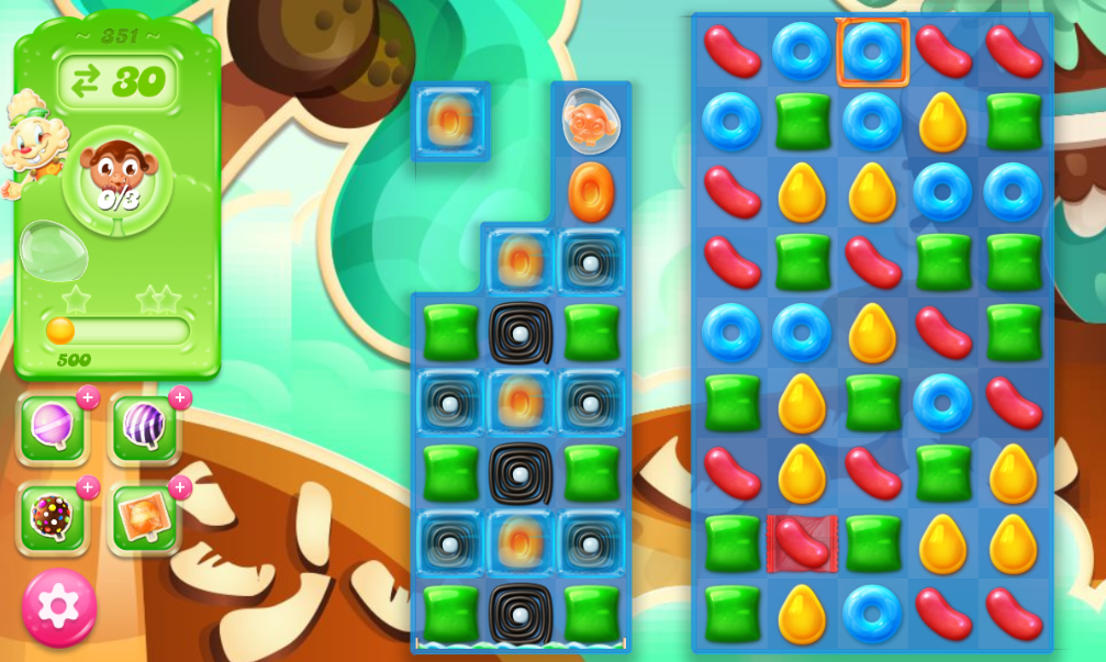 Candy Crush Jelly Saga 331