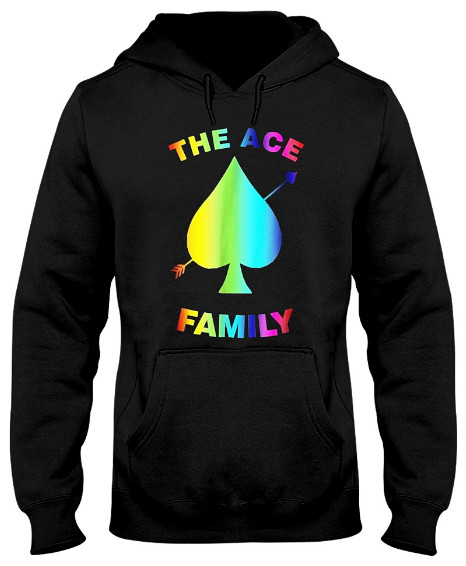 The Ace Family Hoodie, The Ace Family Sweatshirt, The Ace Family T Shirt,