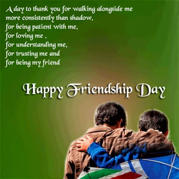 Friendship Day Pics With Quotes: Friendship Day Quotes And Sayings. QuotesGram