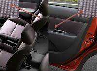 Seat Panel Material
