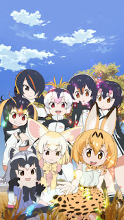 Kemono Friends Legendado Torrent