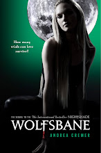 WOLFSBANE (Nightshade Book 2)