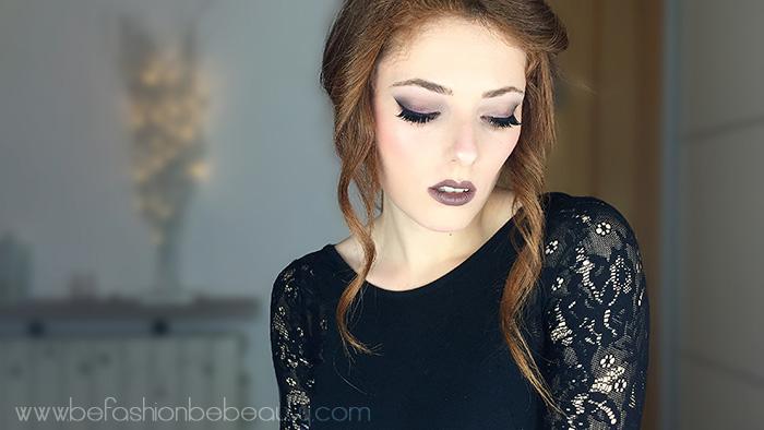 Maquillaje para fin de año