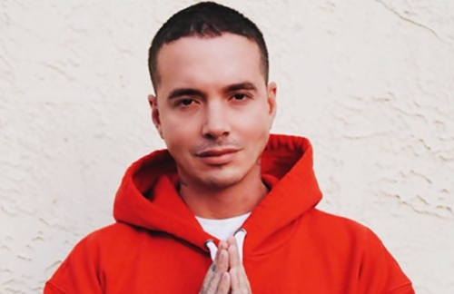 J Balvin - Rojo