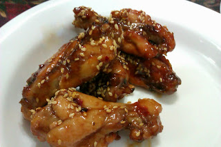 Sweet & Spicy Thai Sweet Chilli Wings