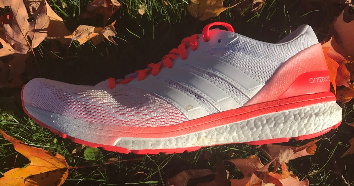 9f84e57a69669 Road Trail Run  adidas adizero Boston 6 Review  Truer to its Name.  Versatile