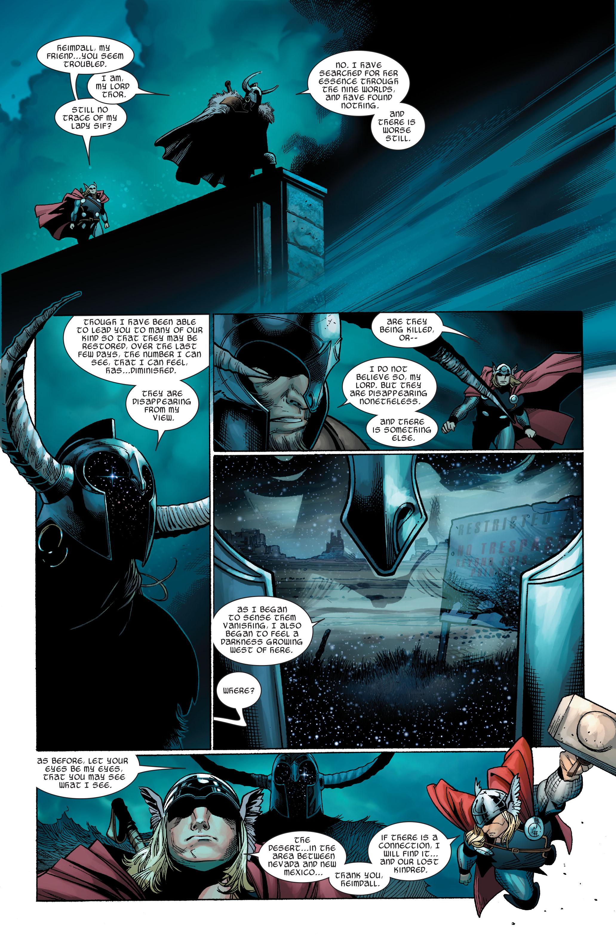 Thor (2007) Issue #5 #5 - English 6