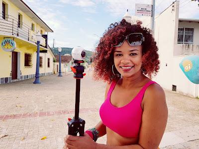 Beleza da mulher de Santa Catarina