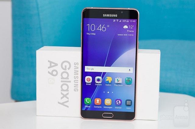 Thay màn hình cho Samsung Galaxy A9 là điều không hề hiếm