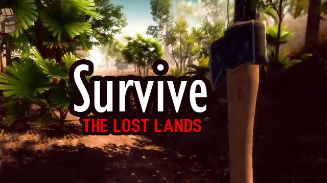 Download Survive The Lost Lands Mod Apk Full Free