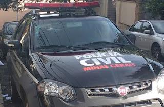 site policia mg - policia prende bandidos no Vila da Serra